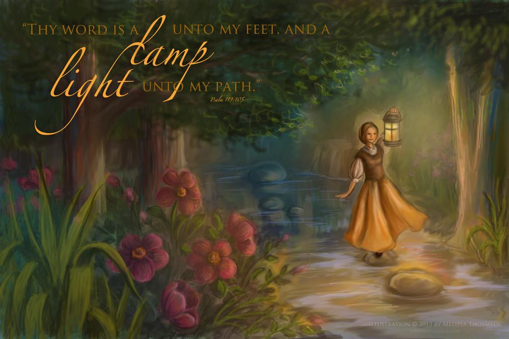 Light-Unto-My-Path